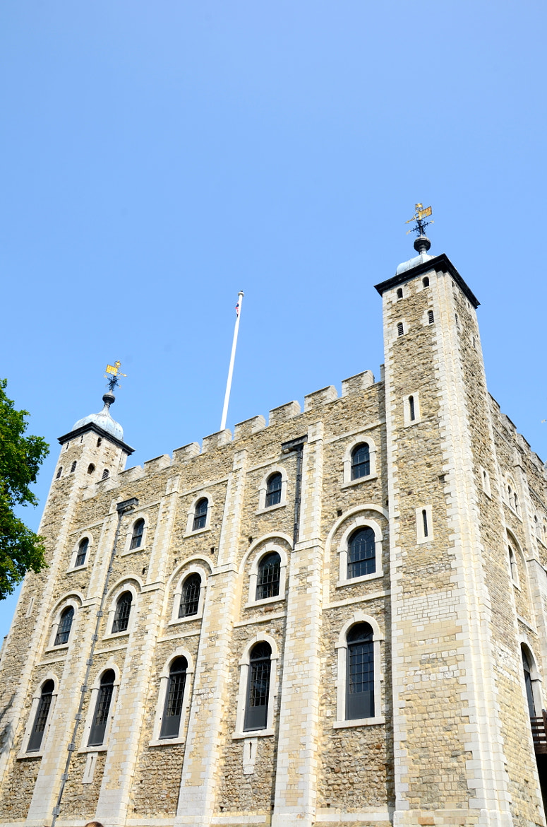 Photograph Tower of London by tony martin on 500px