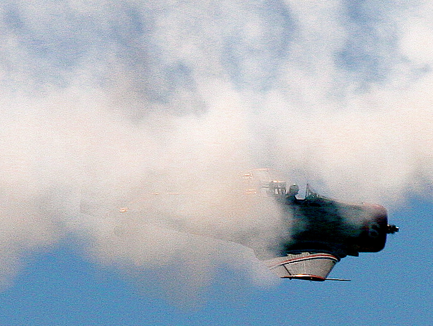 Photograph air show by Richard  on 500px