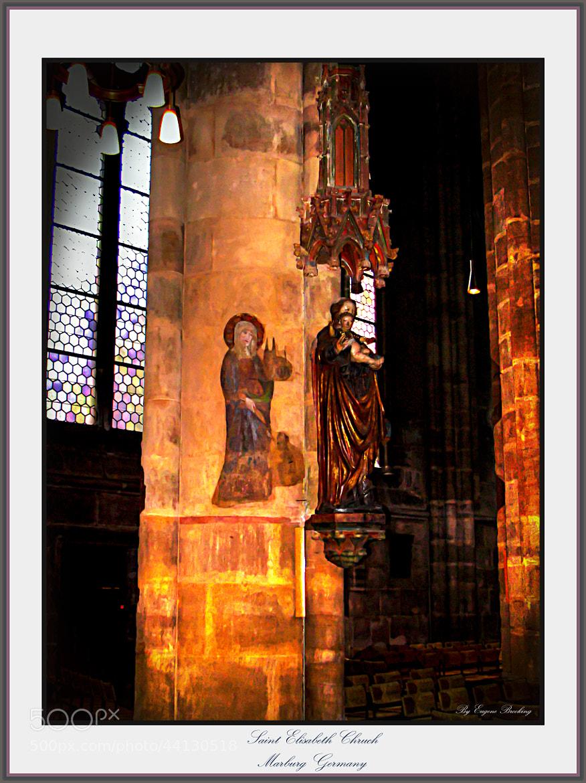 Photograph Saint Elisabeth C by Gene  Brooking on 500px