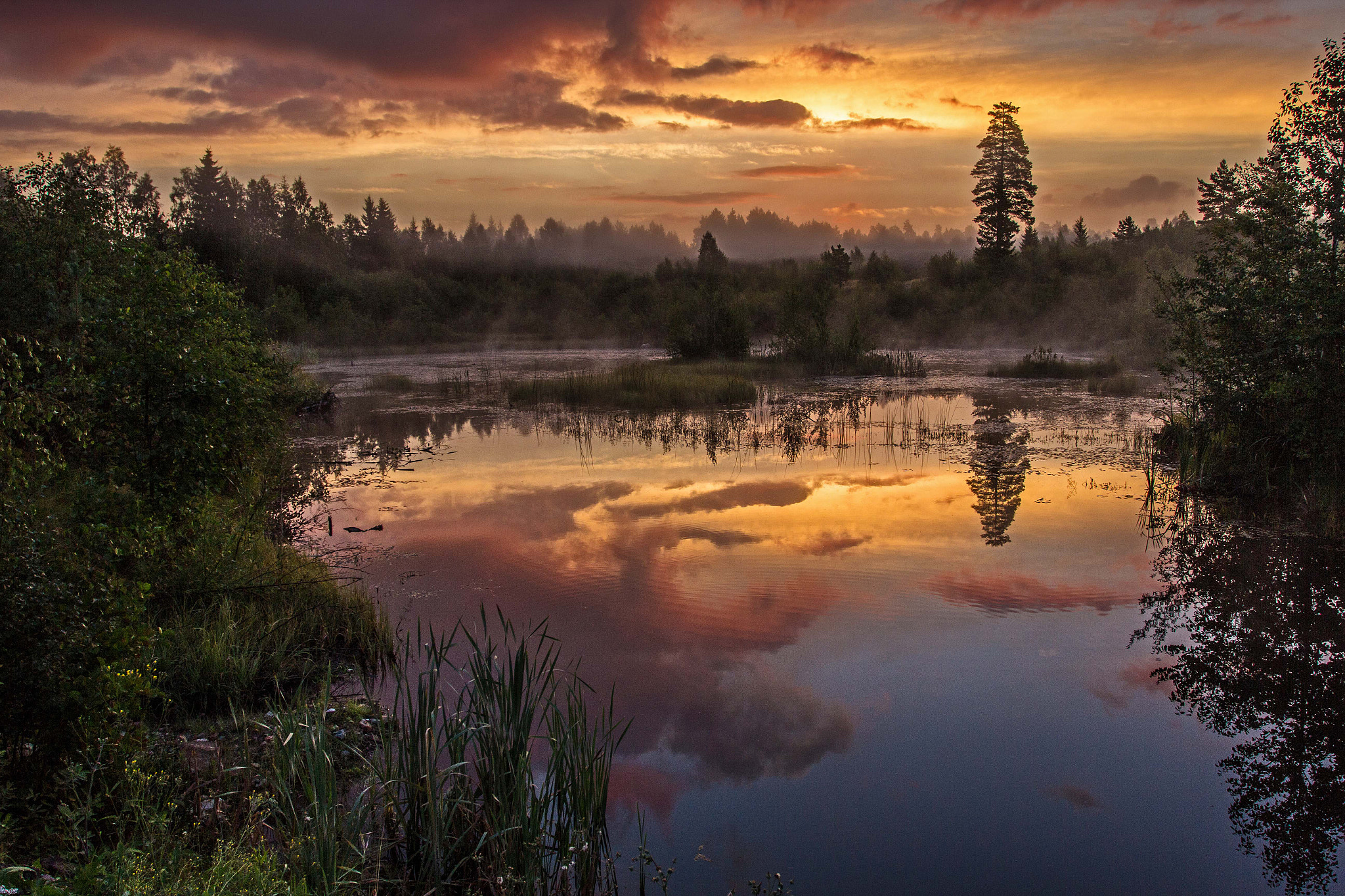 Photograph first light by Peter Engman on 500px