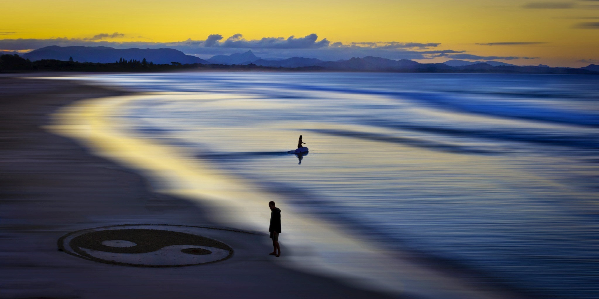 Photograph Harmony - Byron Bay by David Psaila on 500px