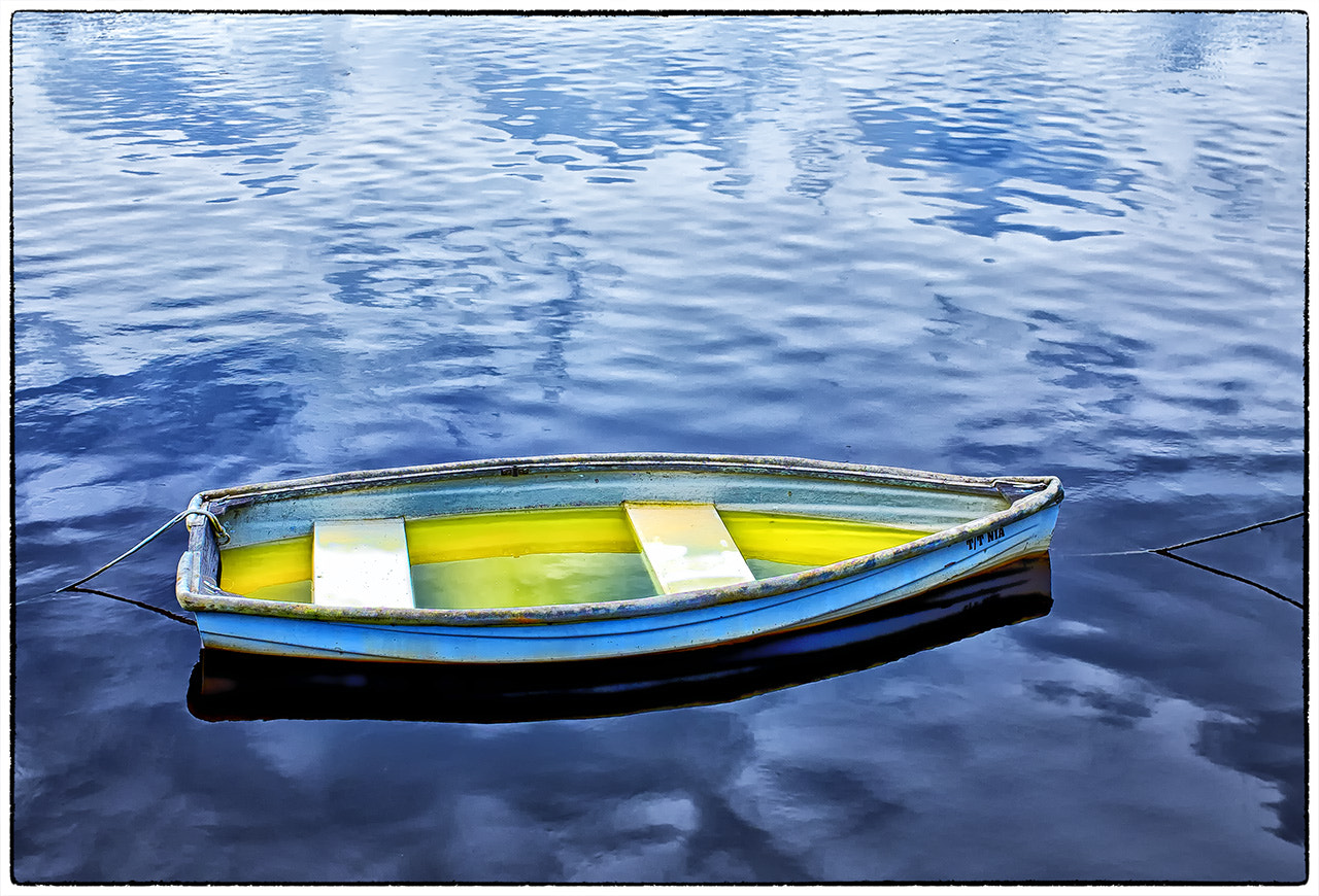 Photograph Sinking Dingy by James Hilliard on 500px