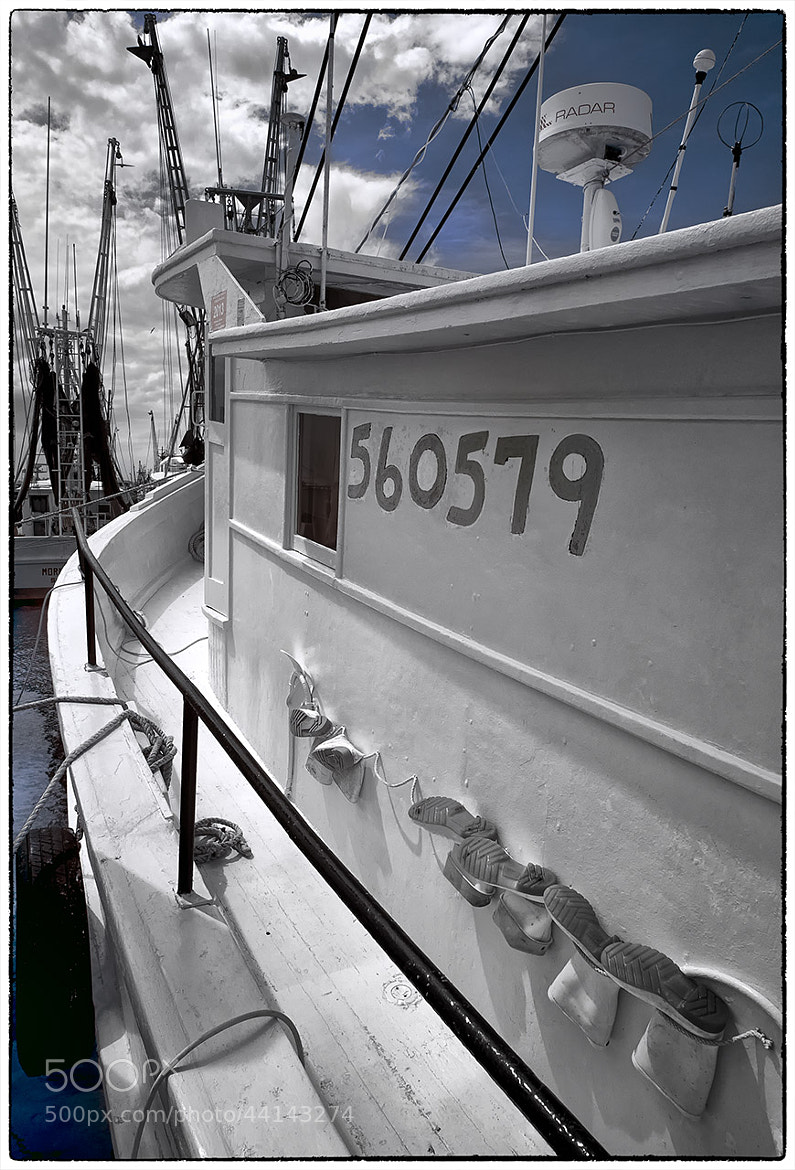 Photograph Das Boots... by James Hilliard on 500px