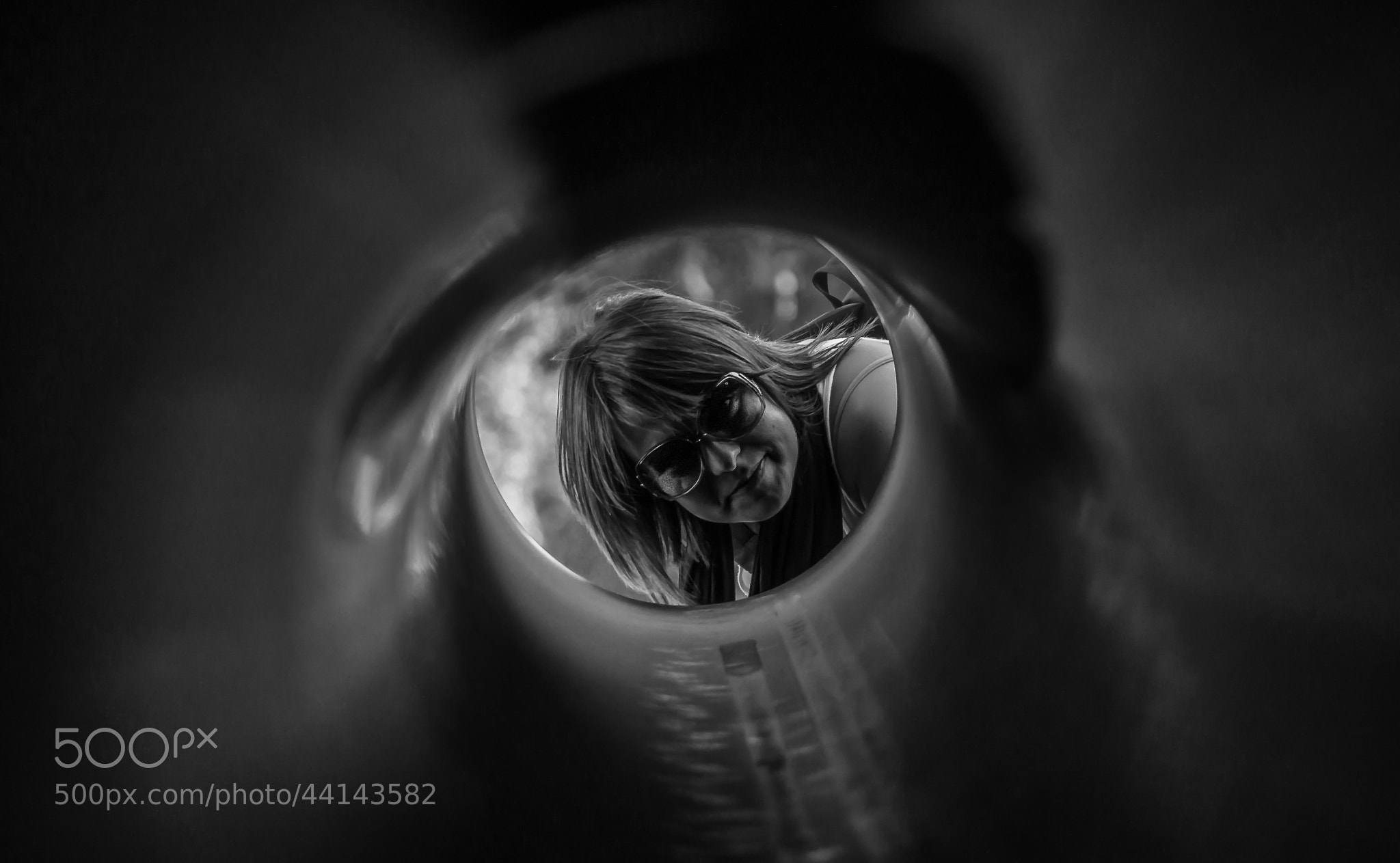 Photograph Down the barrel of a gun by Johnny Bravo on 500px