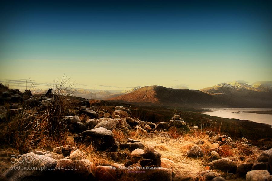 Loch Loyne, West Highlands