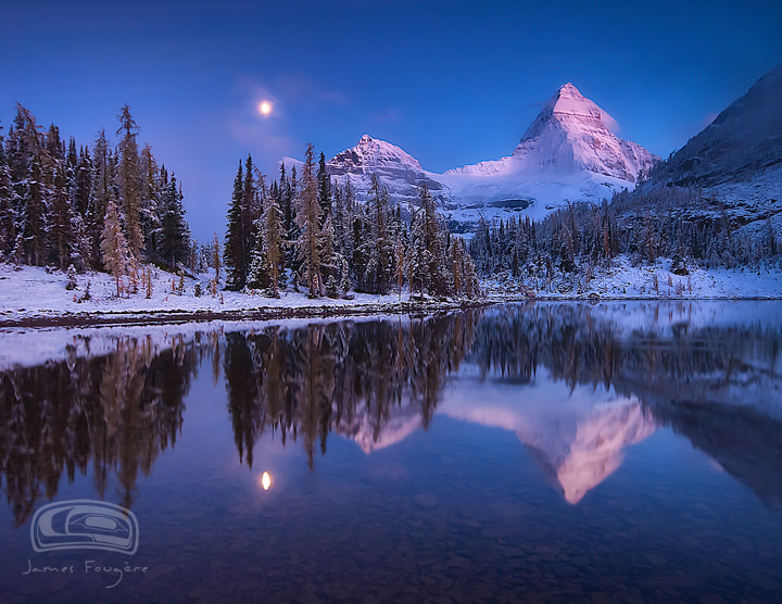 """Photograph """"ICE MOON"""" by James Fougere on 500px"""