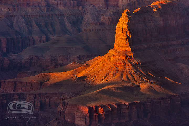 "Photograph ""CANYON SPHINX"" by James Fougere on 500px"