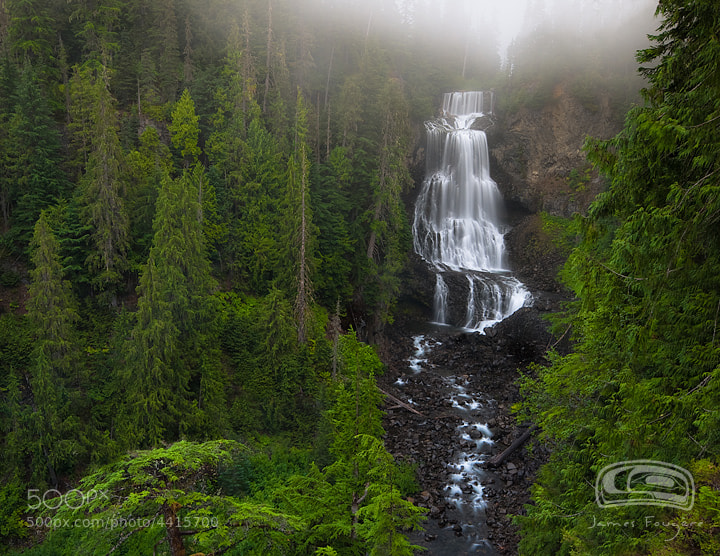 "Photograph ""ALEXANDER FALLS"" by James Fougere on 500px"