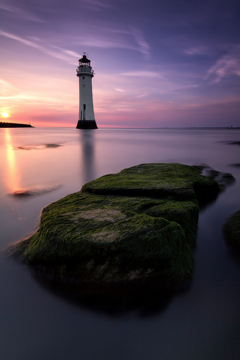Photograph Perch Rock by Phil Buckle on 500px