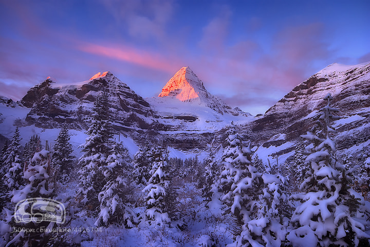 """Photograph """"THE PYRAMID"""" by James Fougere on 500px"""