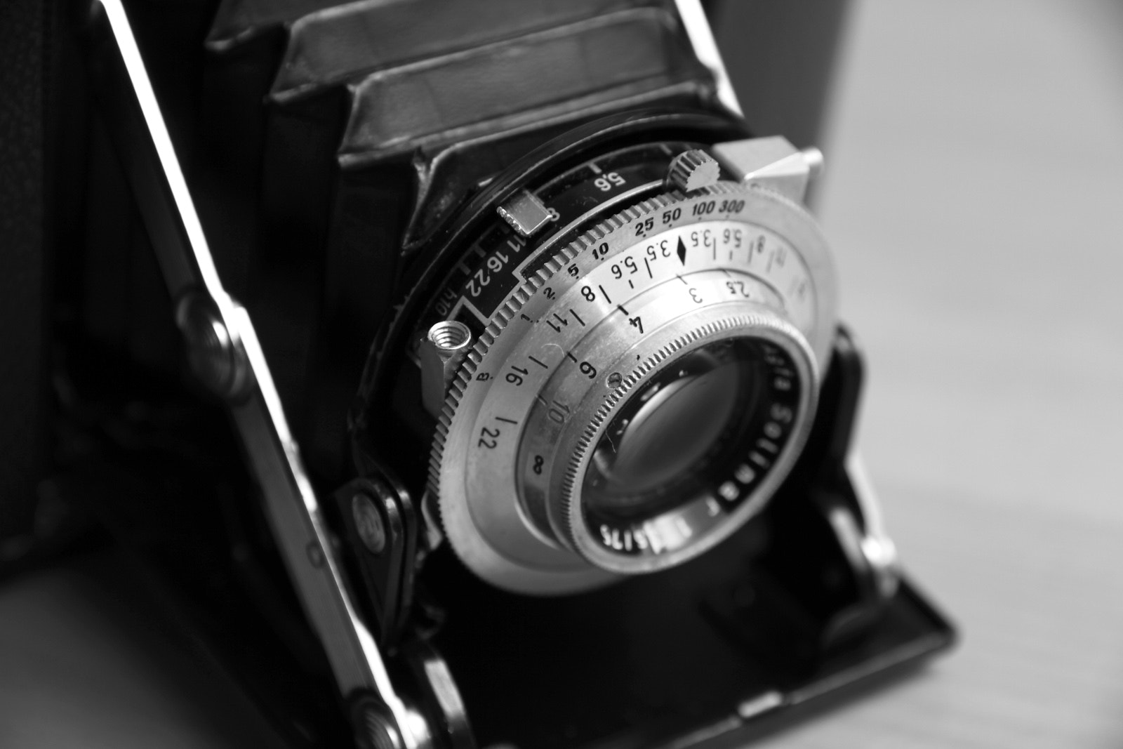 Photograph Agfa Isolette II by Thorsten Ludewig on 500px