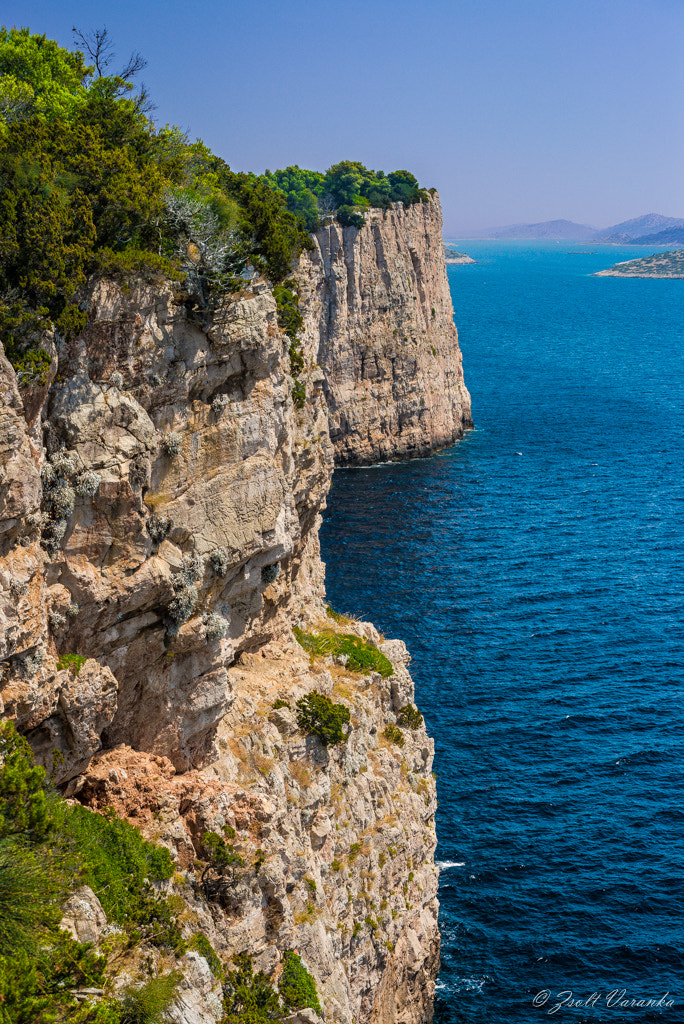 Photograph Cliff wall of Dugi otok island by Zsolt Varanka on 500px
