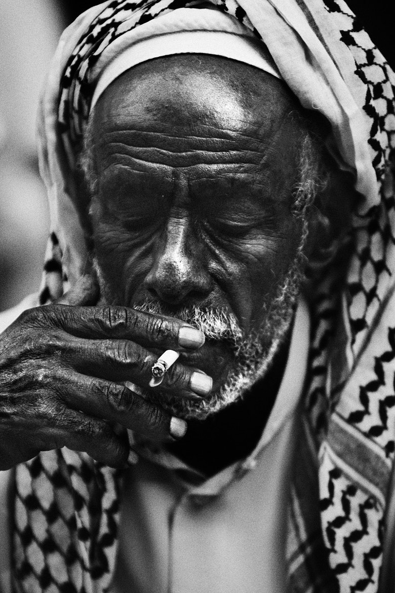Photograph Smoker by Zuhair Ahmad on 500px