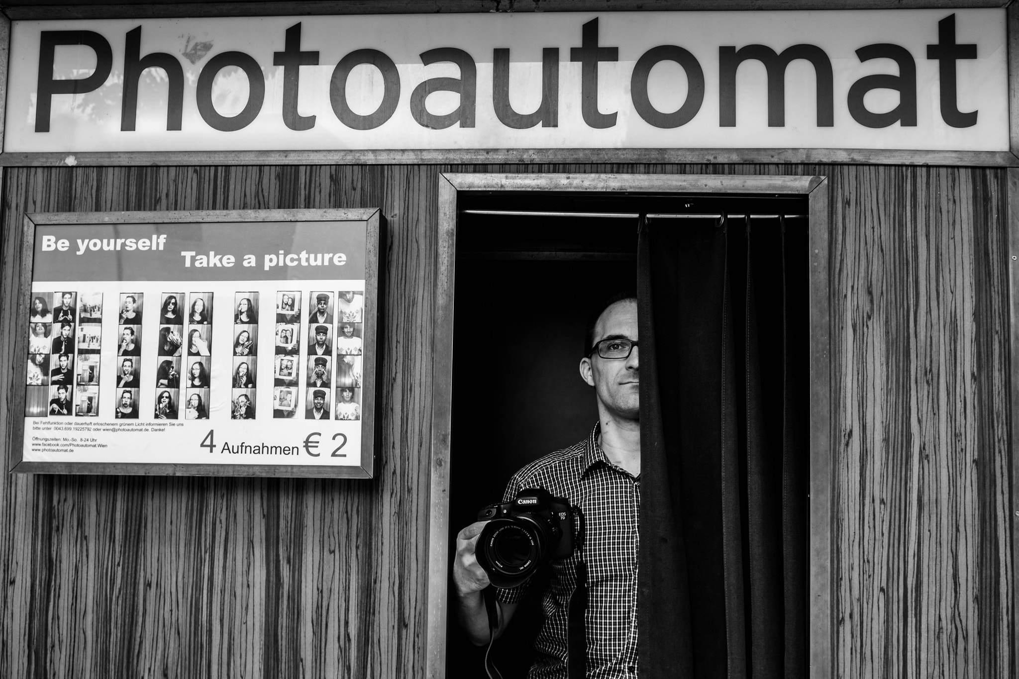 Photograph Photoautomat by Michael Writer on 500px