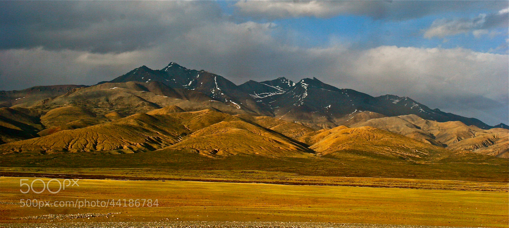 Photograph Tibetan Landscape by Neeraj Jain on 500px