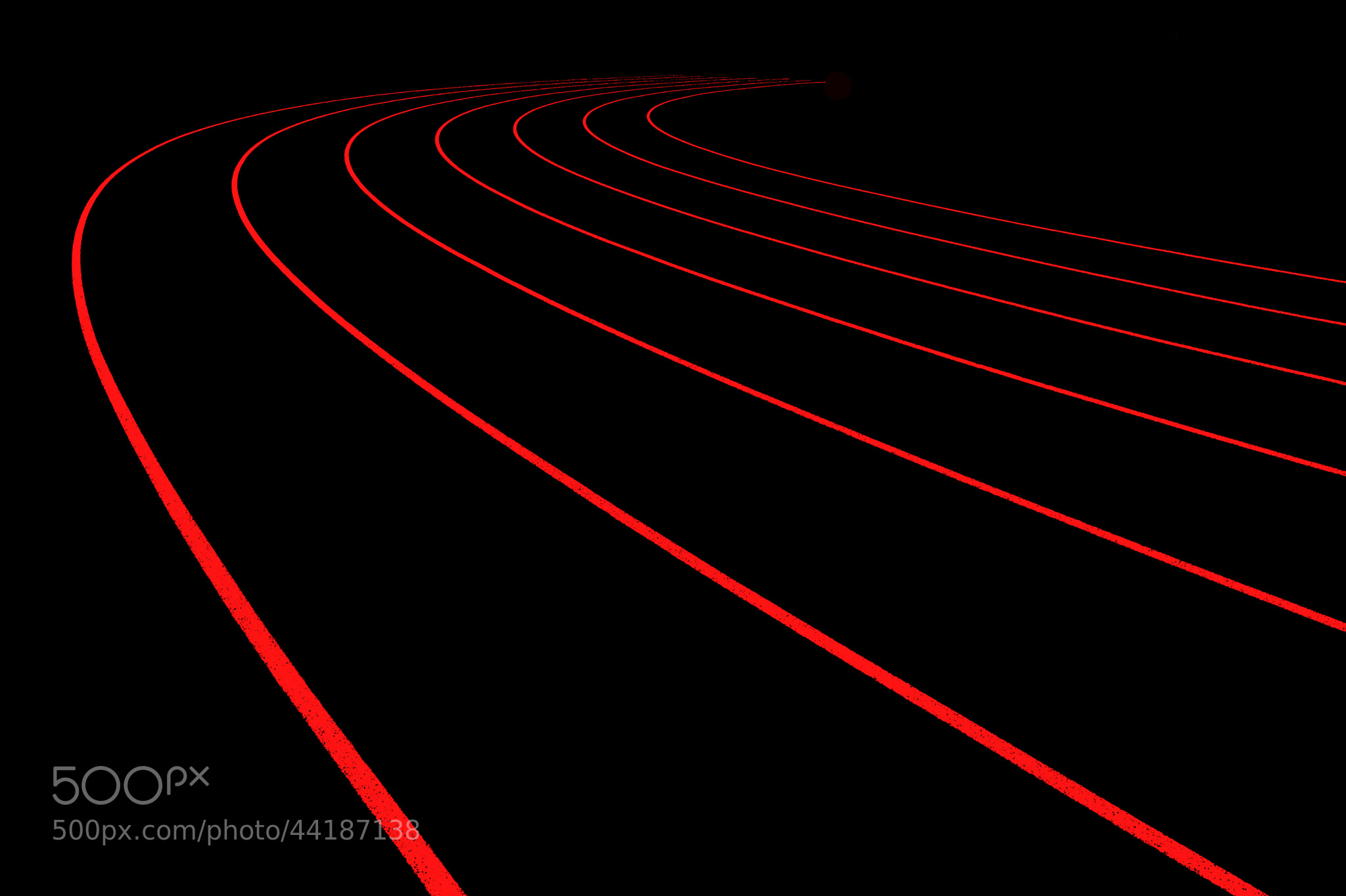 Photograph Red and Black by Roland Shainidze on 500px