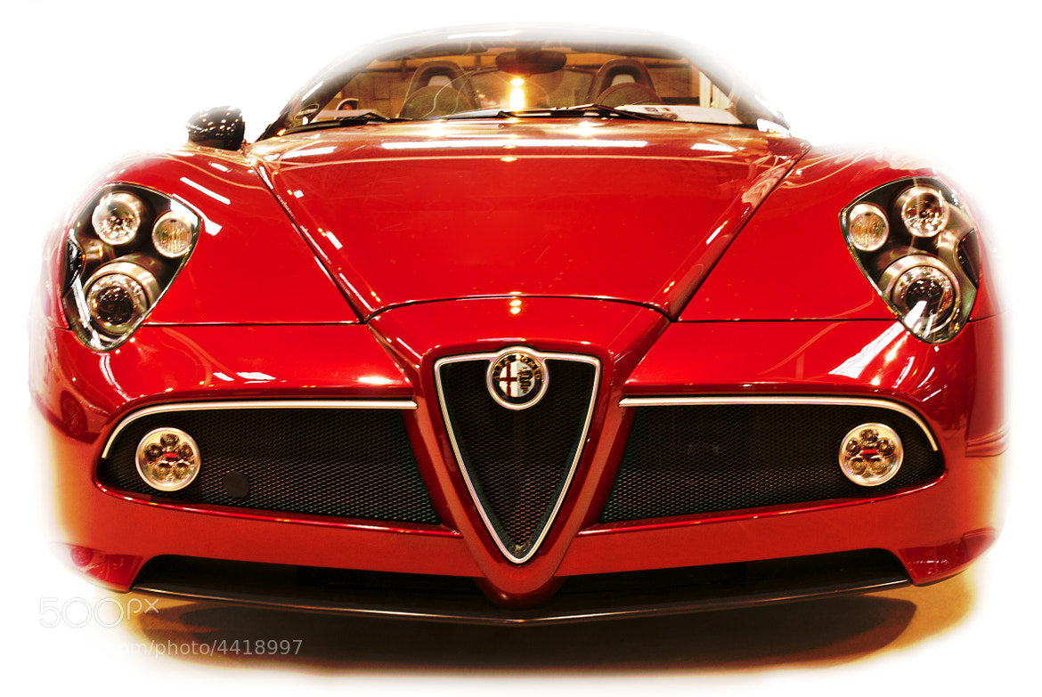 Photograph Alfa Romeo 8C Competizione by Neil Harsant on 500px