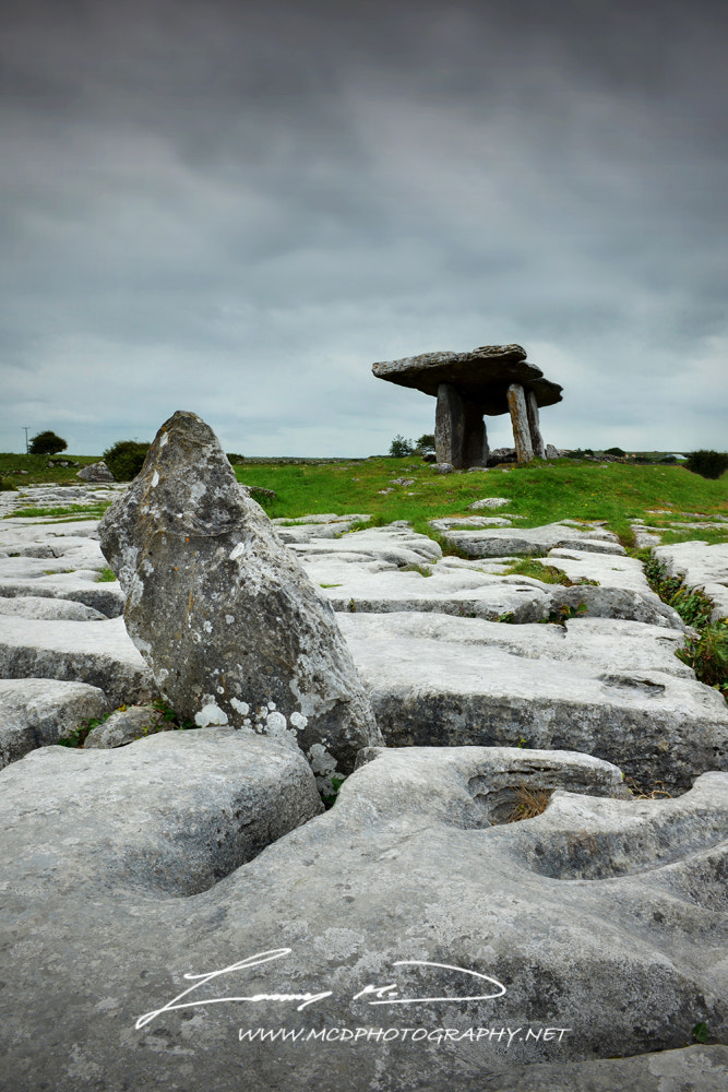Photograph Poulnabrone Dolmen by Tommy McDermott on 500px