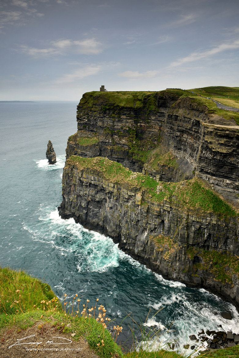 Photograph Cliffs Of Moher by Tommy McDermott on 500px