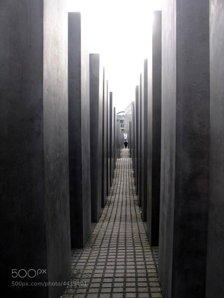Photograph Holocaust by Anja Carstanjen on 500px