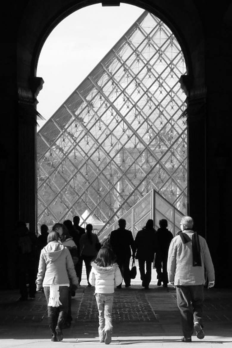 Photograph Louvre by Anja Carst on 500px
