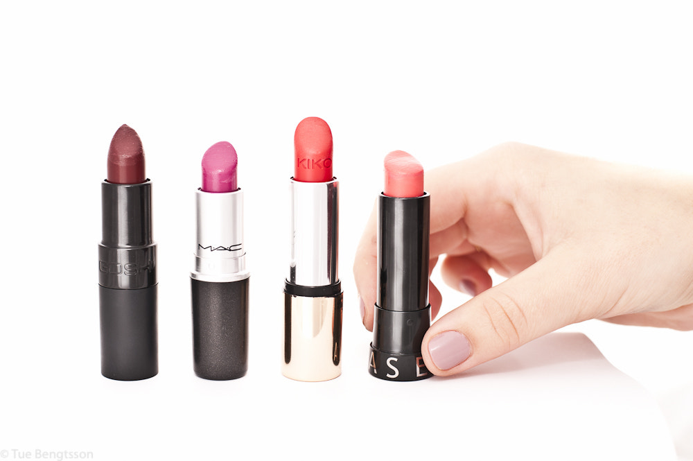 Photograph Lipstick Junkie by Tue Bengtsson on 500px
