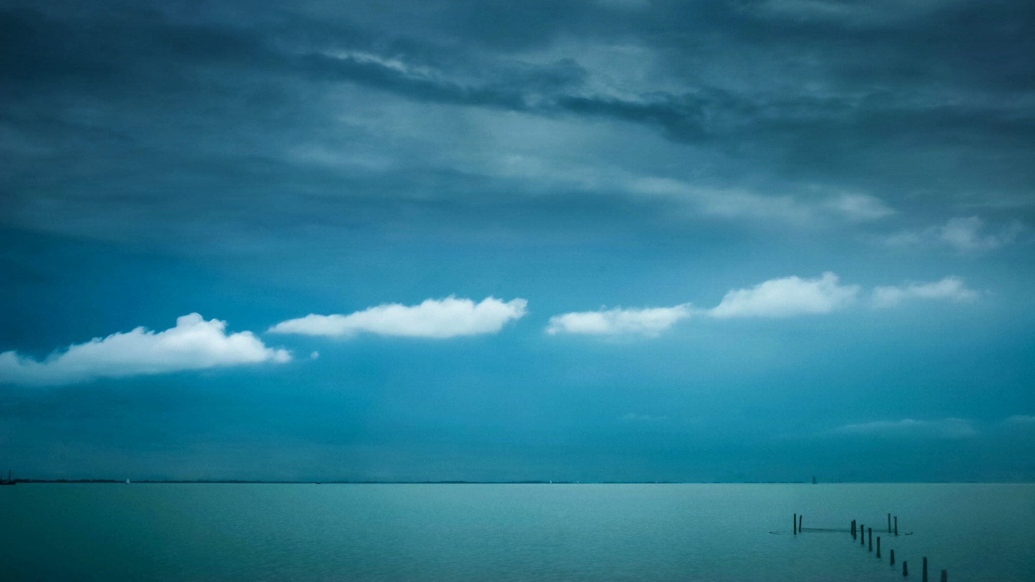 Photograph Calm Sea by Lorenz Kort on 500px