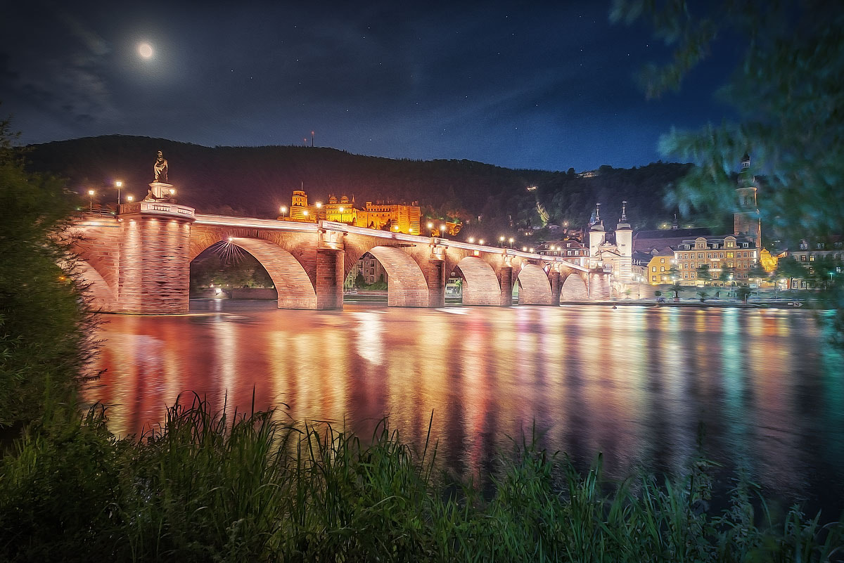 Photograph Alte Brücke by Armin Barth on 500px