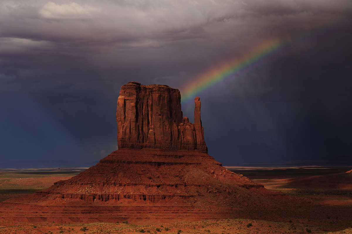 Photograph Rainbow over MV by Michael Hubrich on 500px