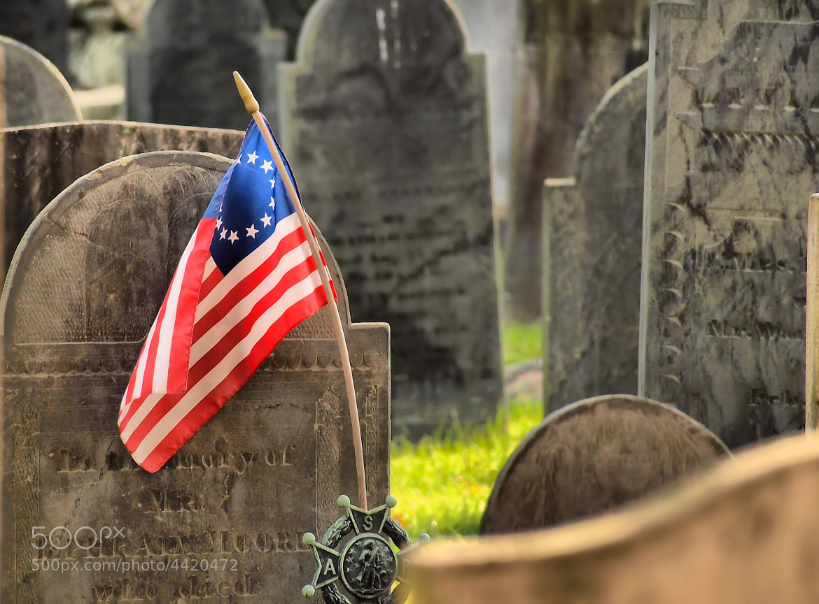 Photograph Patriot by Kevin Roberto on 500px
