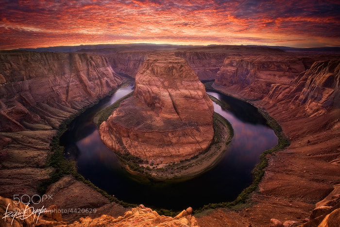Photograph Over The Edge by Ryan Dyar on 500px