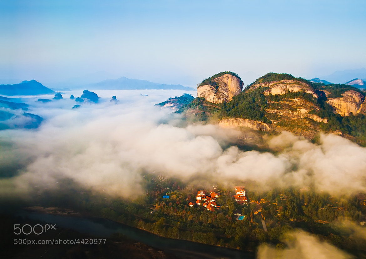 Photograph Wuyi Mountain by Song Hongxiao on 500px