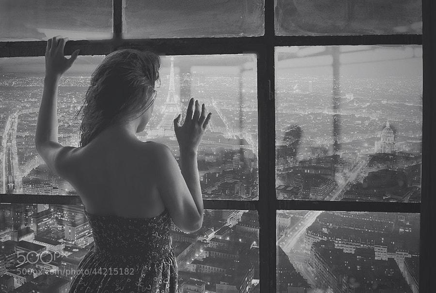 Photograph Paris by Sergi Cristobal on 500px