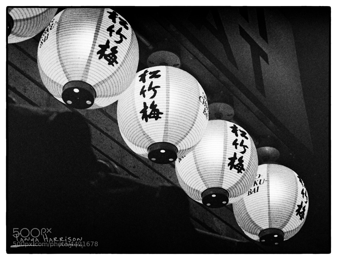 Photograph Lanterns by Tanya Harrison on 500px