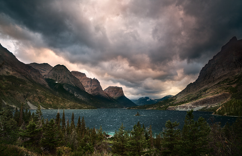 Photograph Remnants Of The Storm [a f/2.8 landscape of all things...] by Matt Peterson on 500px