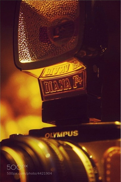 Photograph Olympus Pen E-PL2 + Diana Flash+ by Indra Ihsan Kemal on 500px