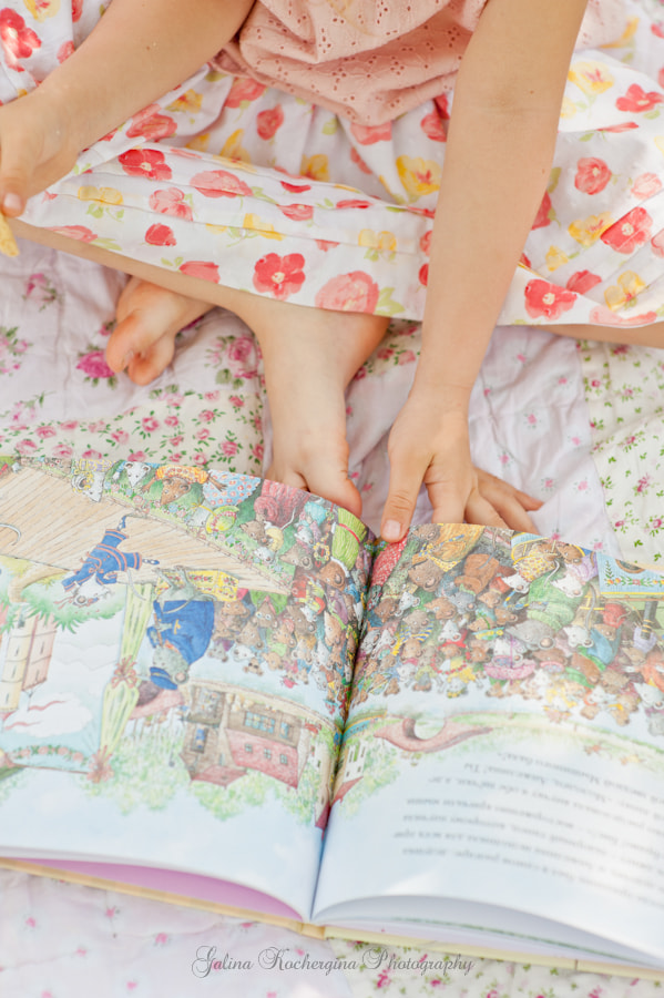 Photograph Let's reading by Galina Kochergina on 500px