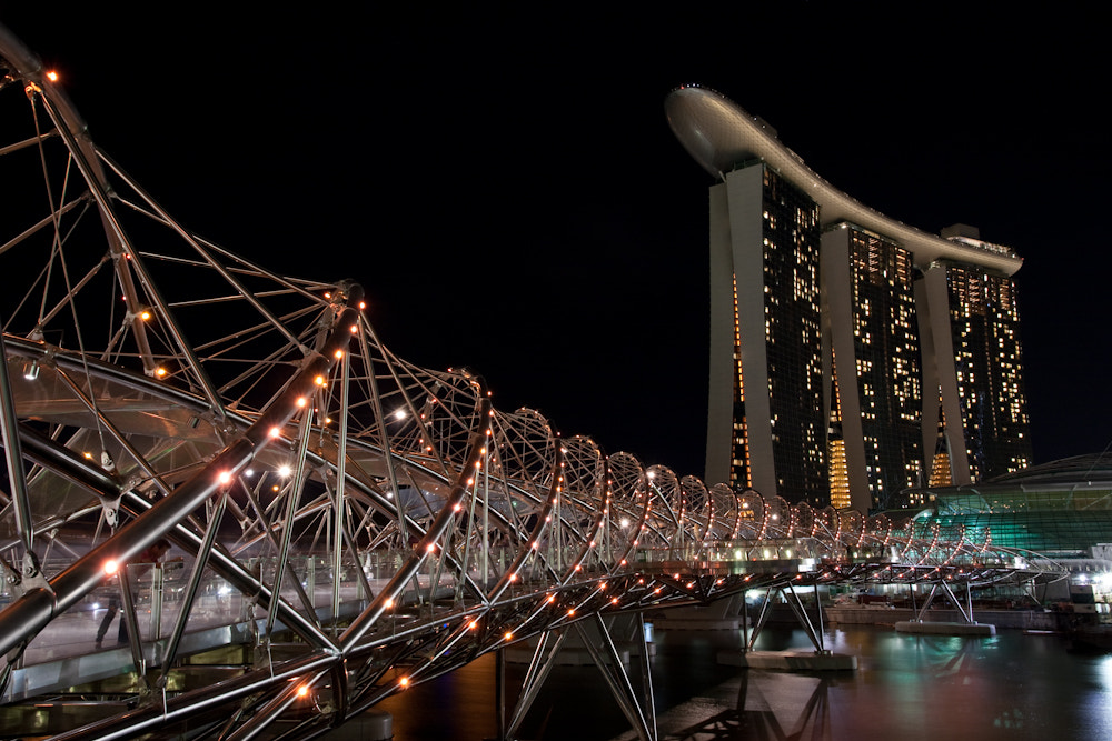 Photograph Marina Bay Sands by Joey Sengseng on 500px