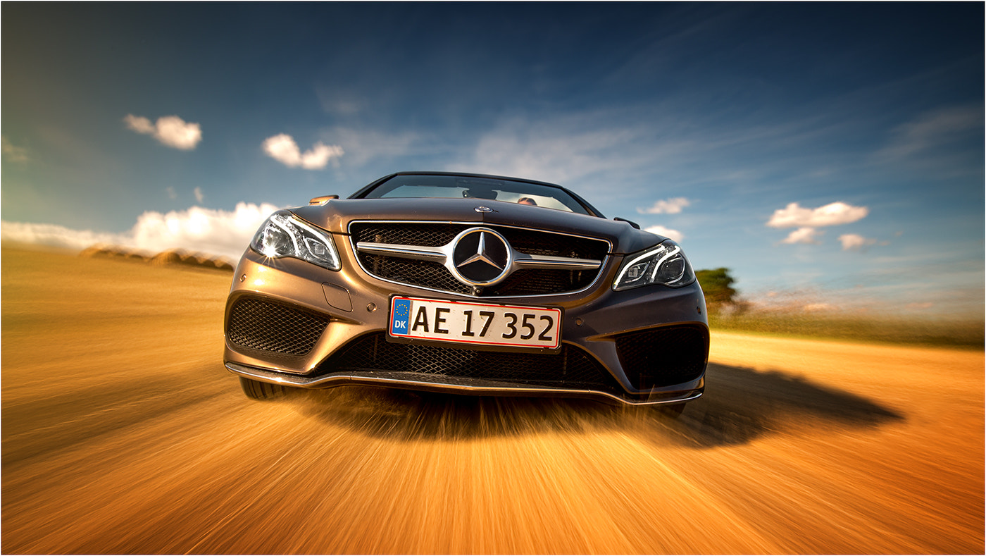 Photograph Mercedes E400 by Thomas Juel on 500px