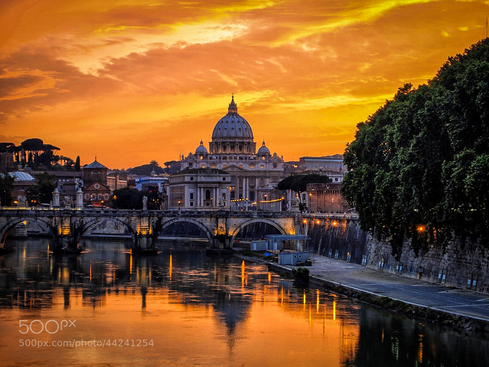 Photograph Saint Peter Basilica by Antonio Dabraio on 500px