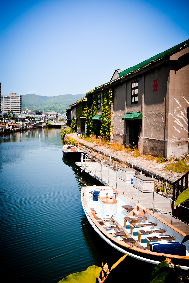 Photograph OTARU by googoh  on 500px