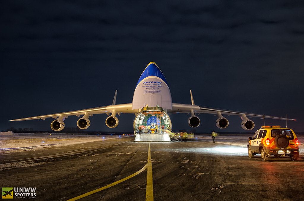 Photograph Antonov AN-225 Mriya - The biggest airplane in the world by Alexey Romanov on 500px