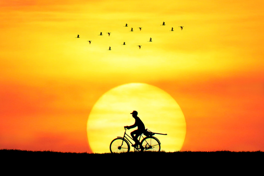 Photograph The Sun by Wecax Haryo Pamungkas on 500px
