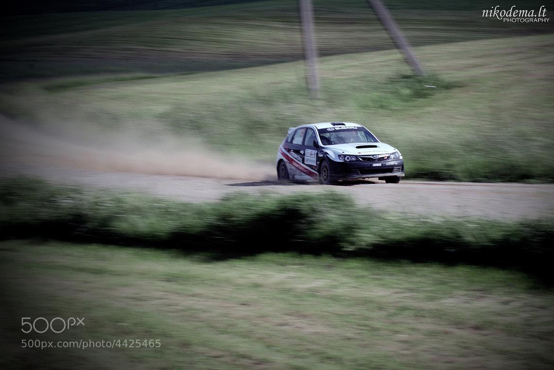 Photograph Subaru Impreza by Sandra (Nikodema) on 500px