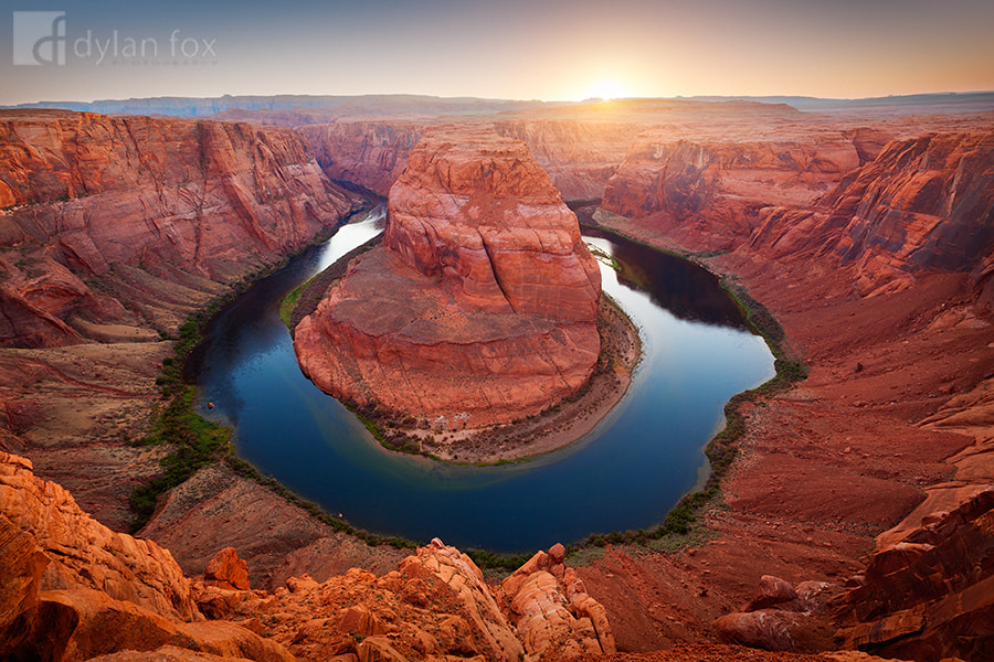 Photograph Horseshoe Bend by Dylan Fox on 500px