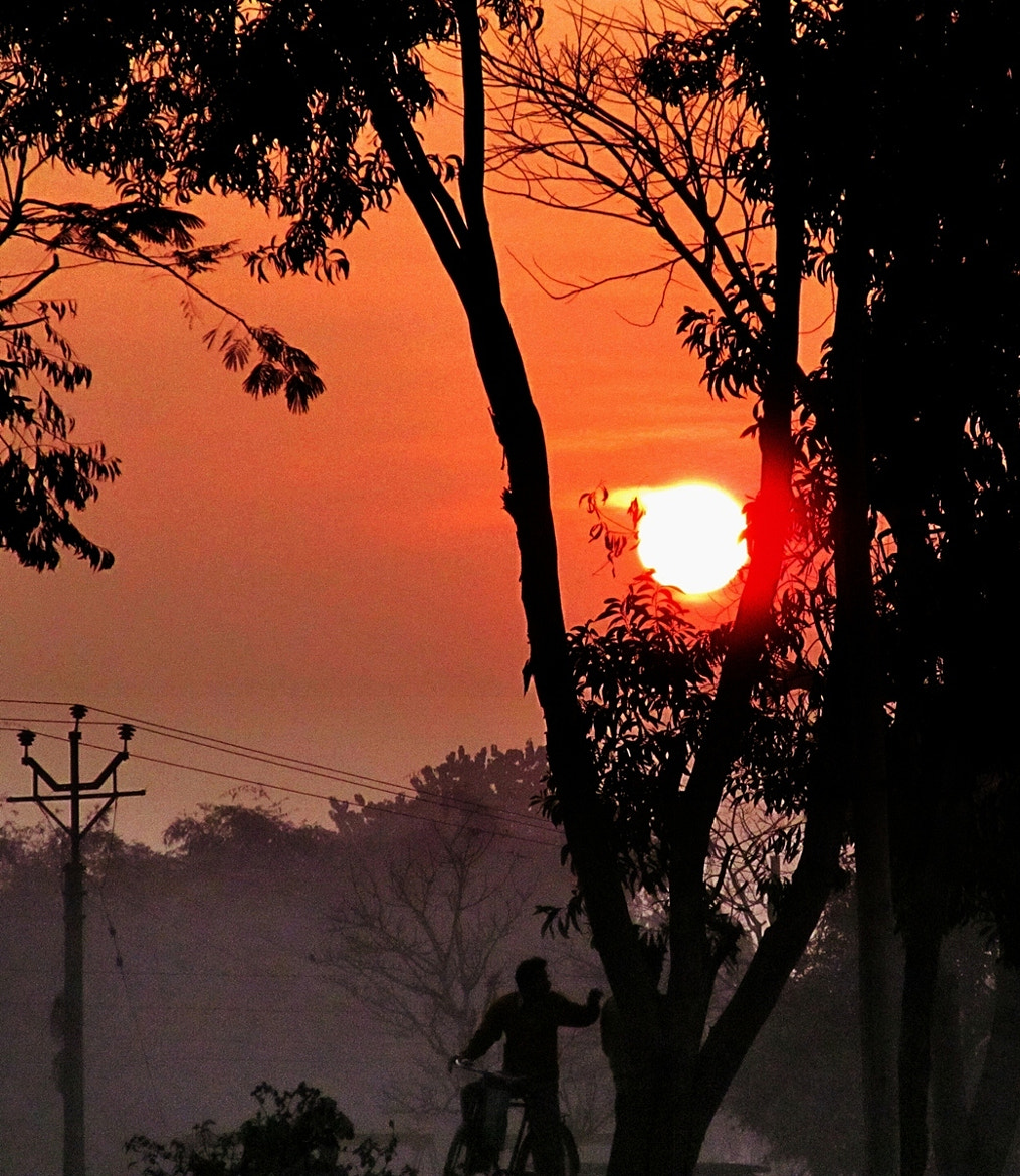 Photograph Sunset 4... by Bikash Roy on 500px