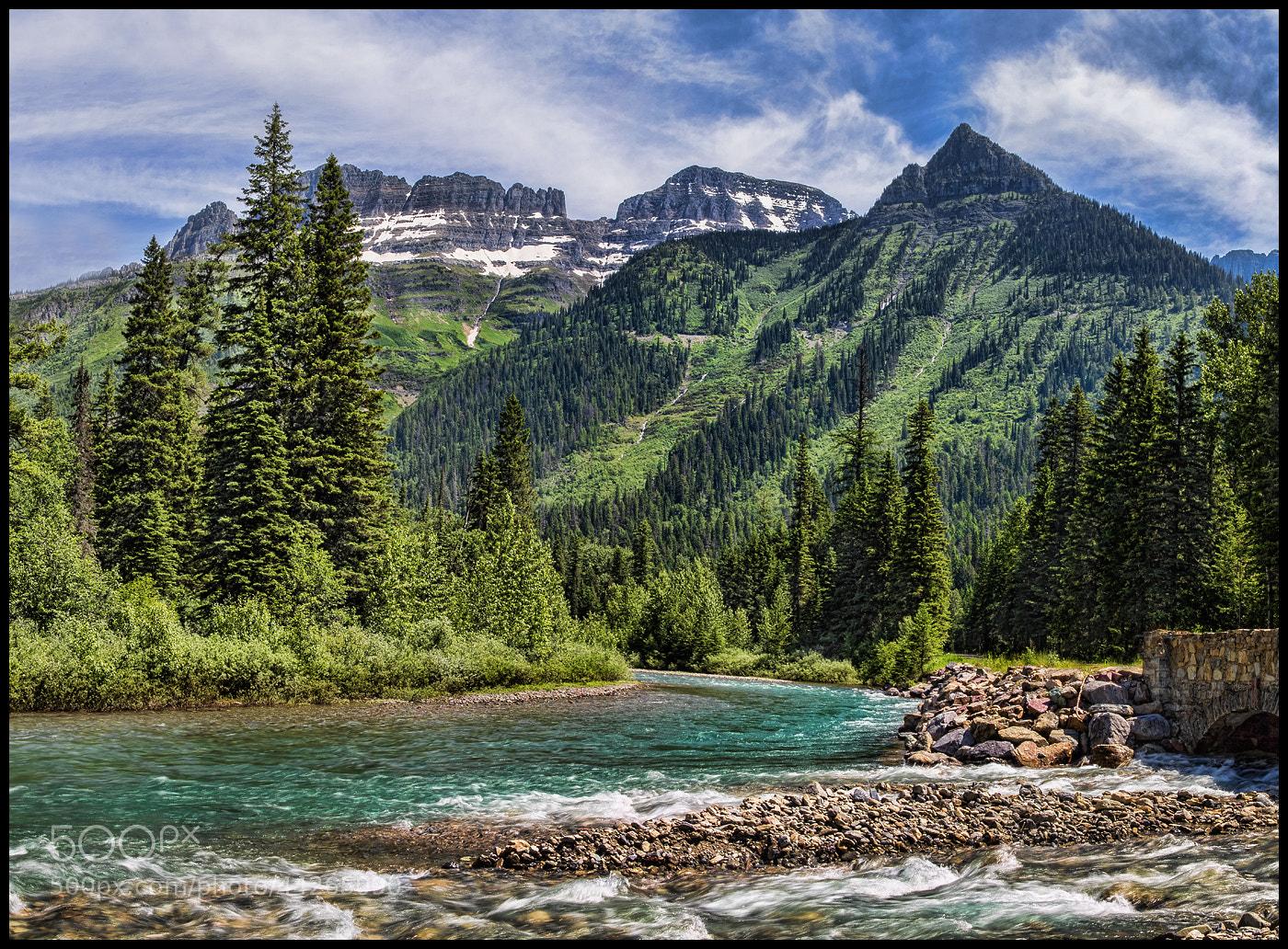 Photograph Glaciers National Park by Alex Gubski on 500px