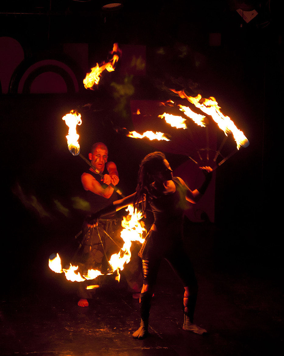Photograph Fire Dance by Hakki Aydın  Ucar on 500px