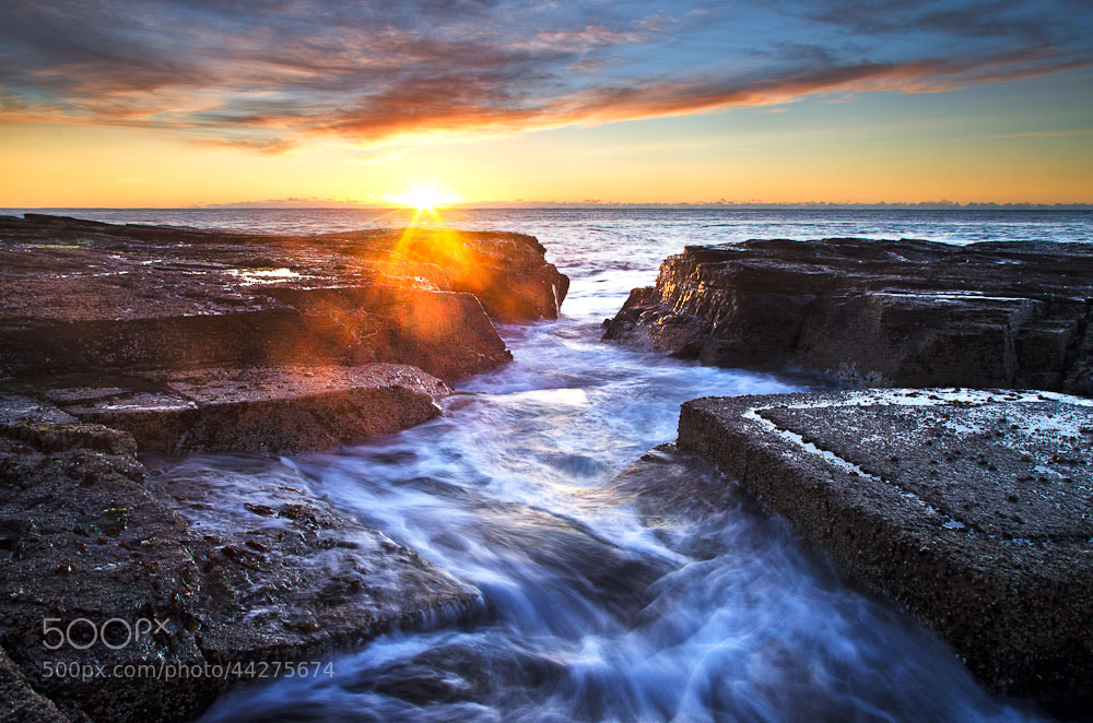 Photograph Narrabeen Sunrise by Chris Jones on 500px