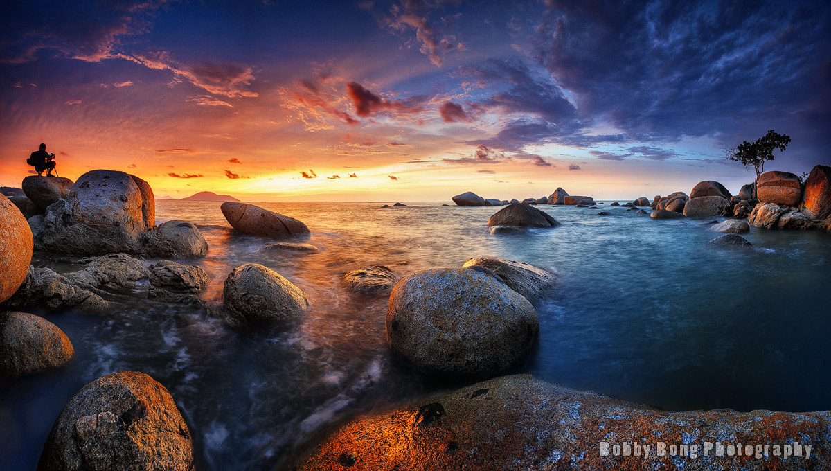Photograph Epic Sunset by Bobby Bong on 500px